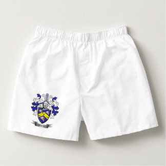 McKay Family Crest Coat of Arms Boxers