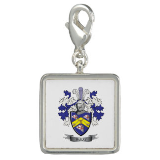 McKay Family Crest Coat of Arms Charm