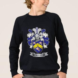 McKay Family Crest Coat of Arms Sweatshirt
