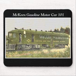 McKeen Gasoline Motor Car 101 Mouse Pad