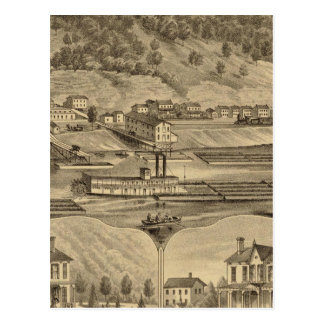 McKeesport Pennsylvania Postcard
