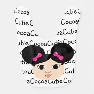 Mckenzie Cocoa Cutie Bib
