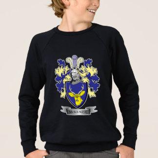 McKenzie Family Crest Coat of Arms Sweatshirt