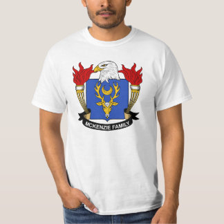 McKenzie Family Crest T-Shirt