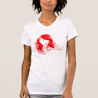 """McKENZIE"" Redheads are Brighter Tee"
