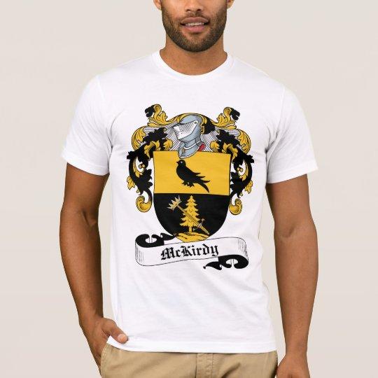 McKirdy Family Crest T-Shirt