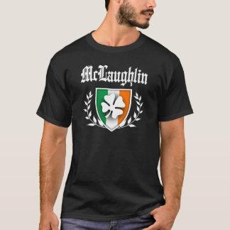 McLaughlin Shamrock Crest T-Shirt