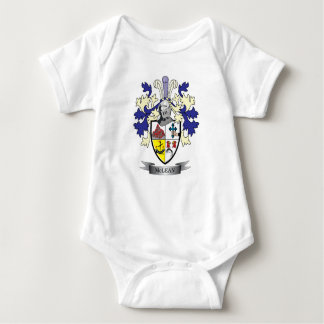McLean Family Crest Coat of Arms Baby Bodysuit