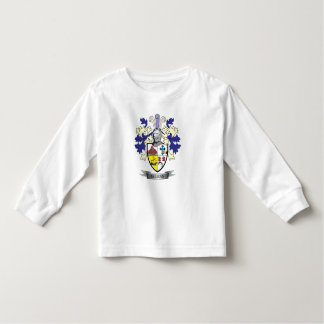 McLean Family Crest Coat of Arms Toddler T-shirt