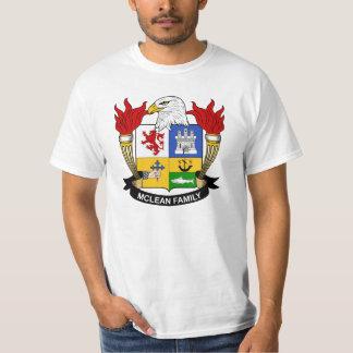 McLean Family Crest T-Shirt