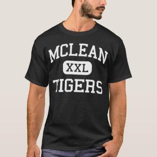 McLean - Tigers - High School - McLean Texas T-Shirt
