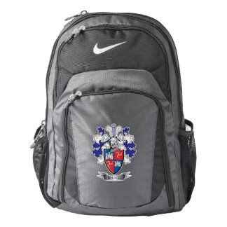 McLeod Family Crest Coat of Arms Backpack