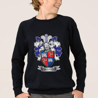McLeod Family Crest Coat of Arms Sweatshirt