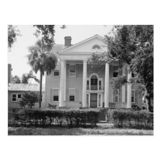 McLeod Plantation James Island SC Postcard