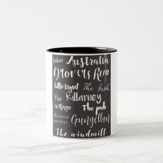 McLeod's Daughters Locations Mug