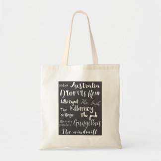 McLeod's Daughters Locations Tote Bag
