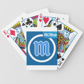 MCMagic Store Bicycle Playing Cards