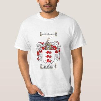 Mcmahon Family Crest - Mcmahon Coat of Arms T-Shirt