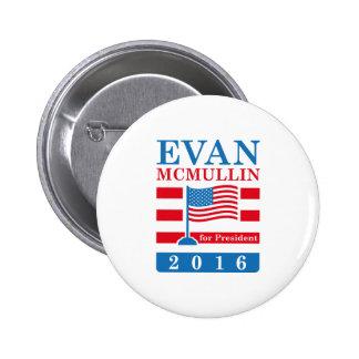 McMullin 2016 2 Inch Round Button
