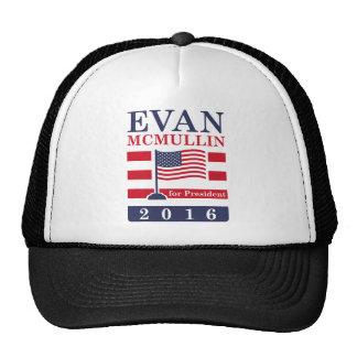 McMullin 2016 Trucker Hat