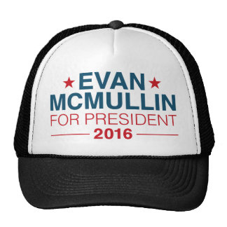 McMullin For President Trucker Hat