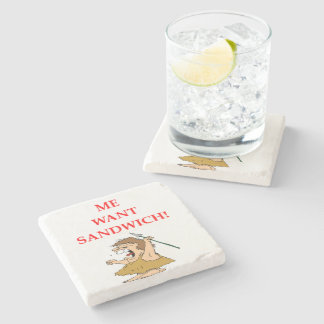MCP STONE BEVERAGE COASTER