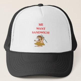 MCP TRUCKER HAT