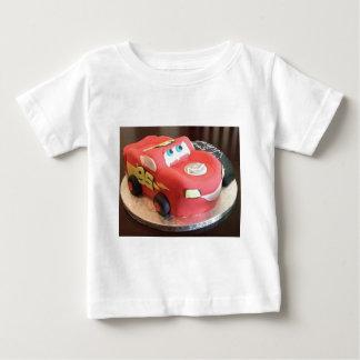 McQueen car cake Baby T-Shirt