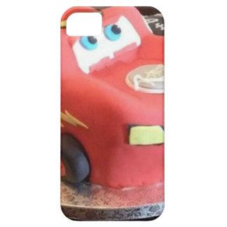 McQueen car cake iPhone 5 Cover