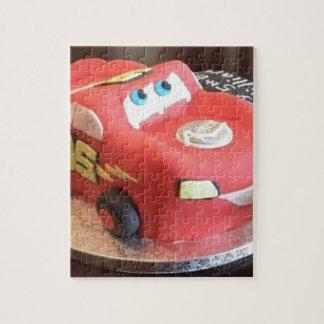 McQueen car cake Puzzle