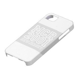 MCR Simple White Case