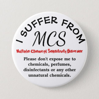 MCS Awareness and Warning Button