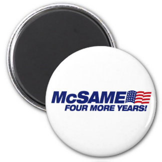 McSame McCain Aimants Pour Réfrigérateur