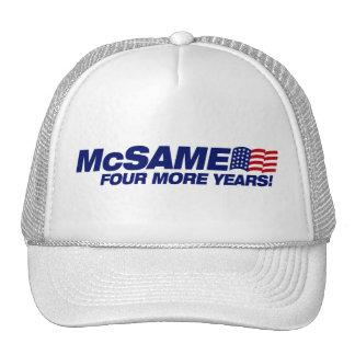McSame McCain Casquettes