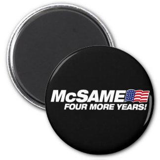 McSame McCain Magnet Rond 8 Cm
