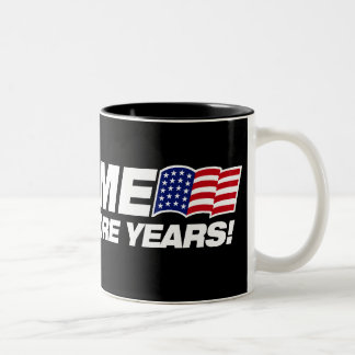 McSame McCain Mug Bicolore