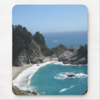 McWay Falls -Big Sur Mouse Pad