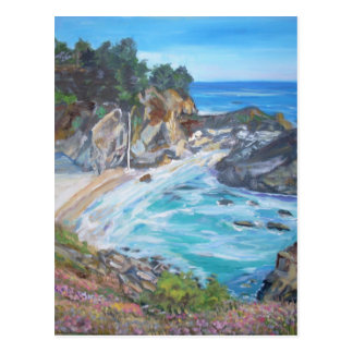 McWay Falls, Big Sur - Post Cards
