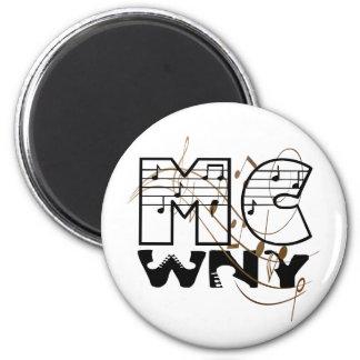 MCWNY logo magnet
