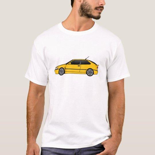 MCY 9-3_viggen 2 door T-Shirt