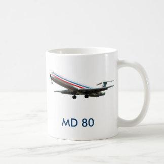 MD80.jpg CLEAN, MD 80 Coffee Mug