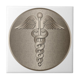 MD Caduceus Tile