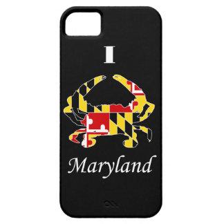 MD Flag Crab iPhone 5 Case