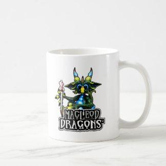 MD Green Treasure Dragon 11oz. Mug