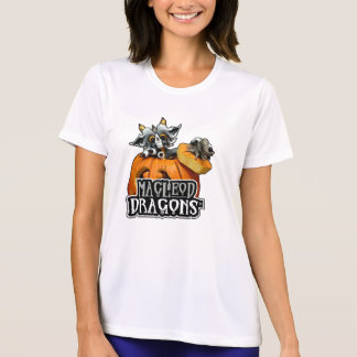MD Pumpkin Dragon Sport-Tek Competitor T, White T-Shirt