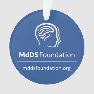 MdDS Awareness Circle Ornament