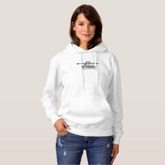 MDPSC PULL OVER HOODIE WHITE