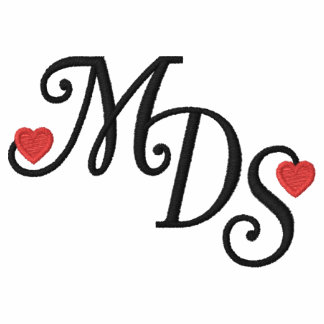 MDS Embroidered Shirt