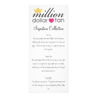 MDT Signature Collection Vertical Card