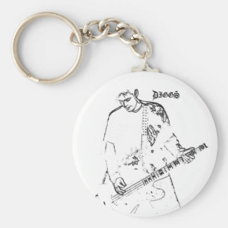 MDY Diggs Keychain